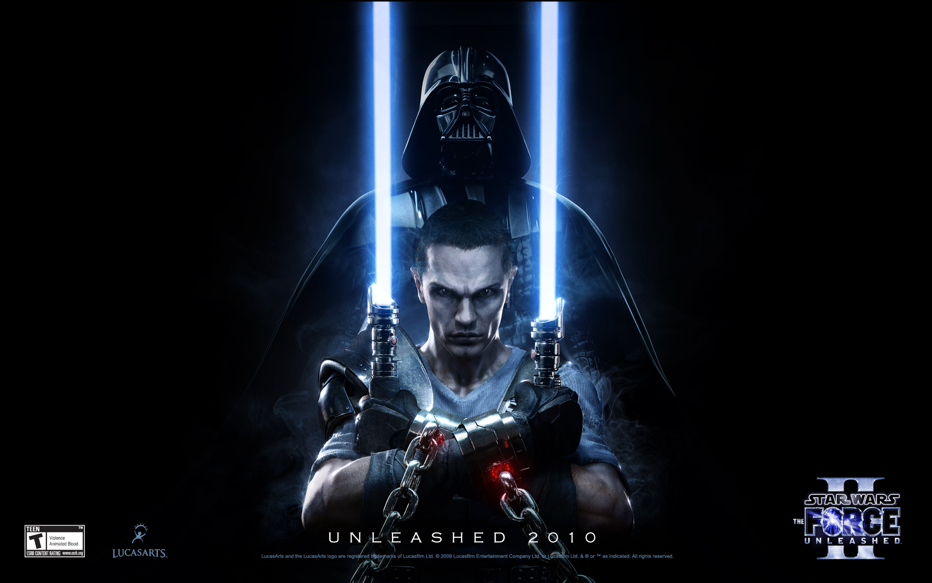Darth vader unleashed wallpaper full hd