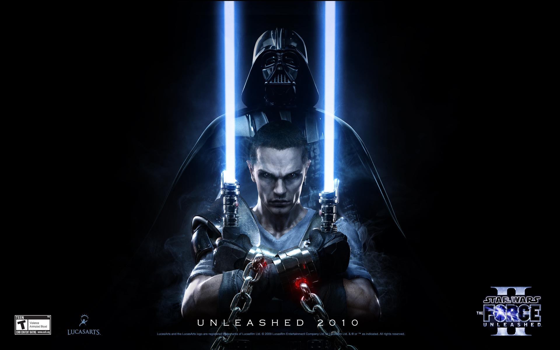 Darth Vader Unleashed Wallpaper Full Hd